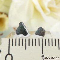 タンザニア産 アレキサンドライト(クリソベリル)の結晶(原石) 結晶セット No.1の画像