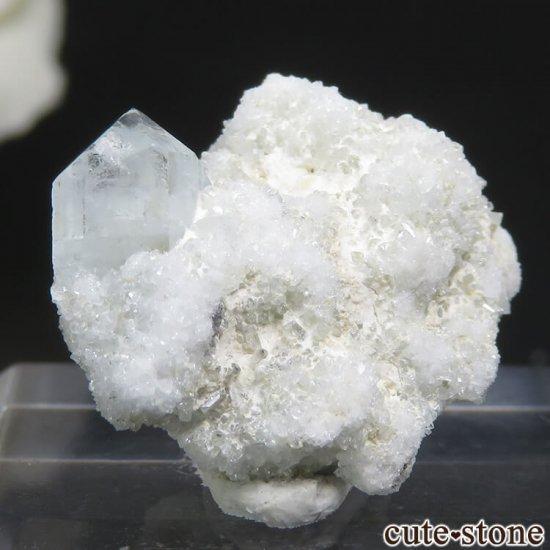 ナミビア エロンゴ産 ブルートパーズの結晶(原石)3.4g