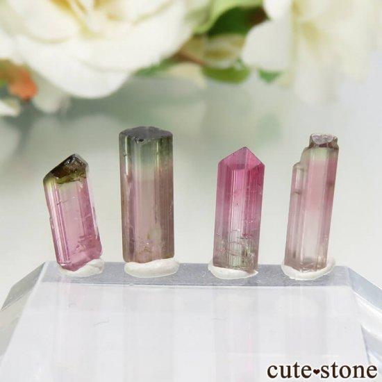 マダガスカル産 トルマリンの結晶 セット No.13の写真0 cute stone