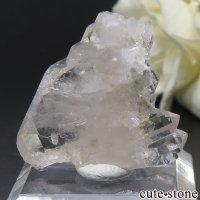 フランス アルプス(Les Deux Alpes)産 クォーツの結晶 5.4gの画像