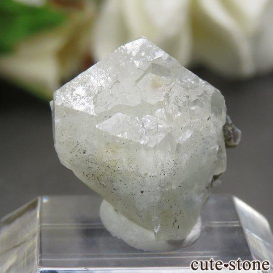コロラド産 フェナカイトの単体結晶(原石) 2.5g