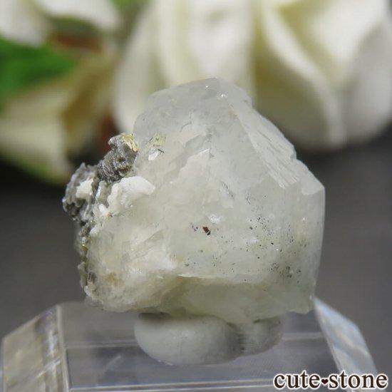 コロラド産 フェナカイトの単体結晶(原石) 2.5gの写真0 cute stone
