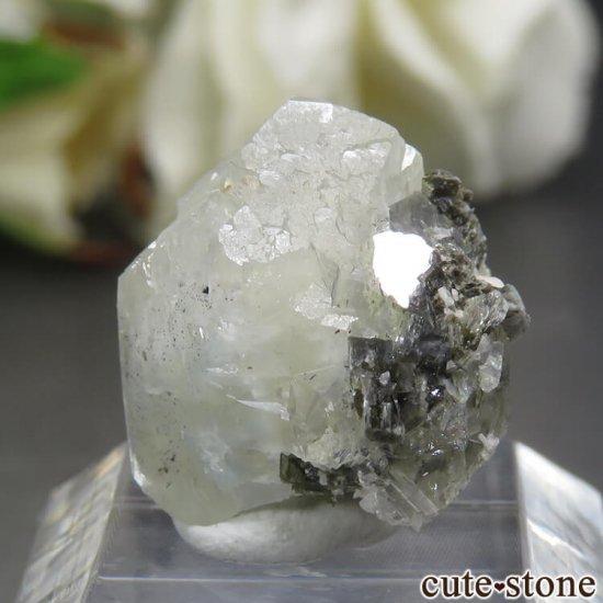 コロラド産 フェナカイトの単体結晶(原石) 2.5gの写真2 cute stone