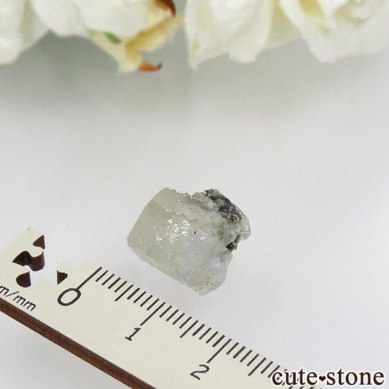 コロラド産 フェナカイトの単体結晶(原石) 2.5gの写真3 cute stone
