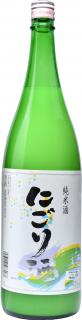 岩波 純米酒 にごり酒 1800ml