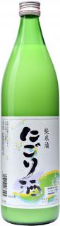 岩波 純米酒 にごり酒 900ml
