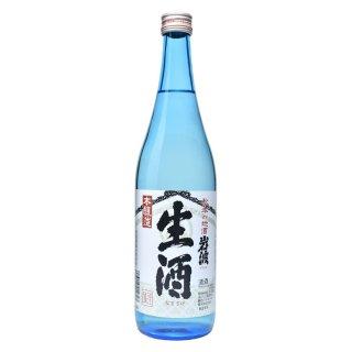 岩波 本醸造 生原酒 720ml