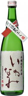 無濾過蔵出し いわなみ 本醸造 生原酒 720ml