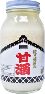 岩波 造り酒屋の甘酒 900ml