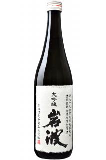 岩波 大吟醸 720ml 29BY 関東信越国税局 鑑評会 吟醸の部 優秀賞受賞酒