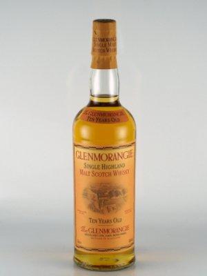 グレンモーレンジ 10年 旧ボトル