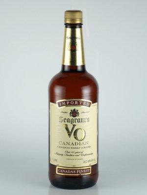 シーグラム VO カナディアンウイスキー