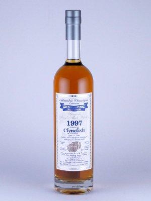 アランビッククラシック クライヌリッシュ21年 1997 スパニッシュブランデーバレル