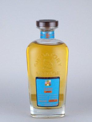 シグナトリー グレンアイラ39年 1977ヴェリエ70周年 記念ボトル