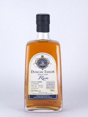 ダンカンテイラー トリニダード T.D.L. 25年 1991