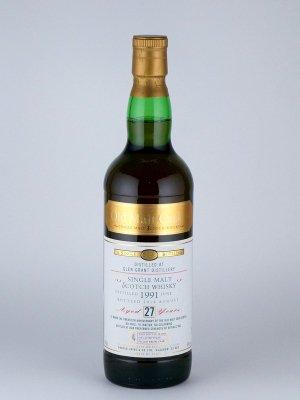 ハンターレイン OMC グレングラント 27年 1991 シェリーフィニッシュ