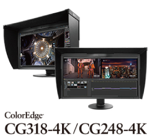 ColorEdge CG318-4K/CG248-4K