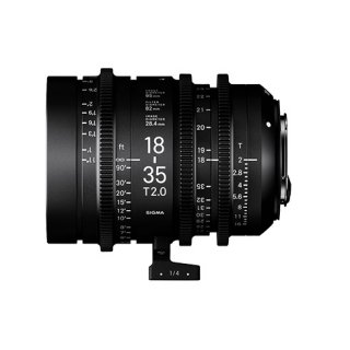 SIGMA High Speed Zoom Line 18-35mm T2 (EFマウント)