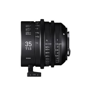 SIGMA FF High Speed Prime Line 35mm T1.5 FF (EFマウント)