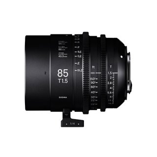 SIGMA FF High Speed Prime Line 85mm T1.5 FF (EFマウント)