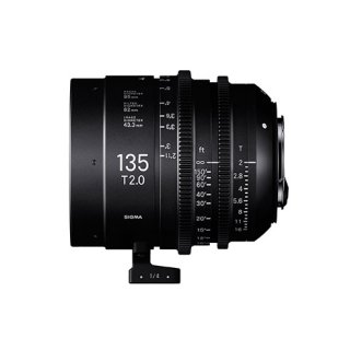 SIGMA FF High Speed Prime Line 135mm T2 FF (EFマウント)