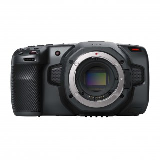 Blackmagic Pocket Cinema Camera 6K  (BMPCC6K)