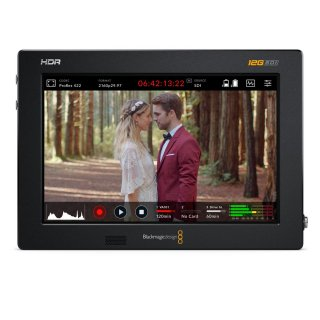 Blackmagic Video Assist 12G HDR 7インチ