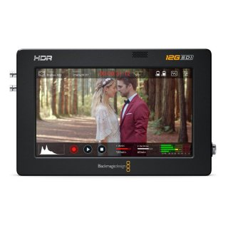 Blackmagic Video Assist 12G HDR 5インチ