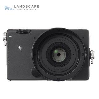 【正規代理店】SIGMA fp & 45mm F2.8 DG DN kit レンズ付 フルサイズ ミラーレス Lマウント シネマカメラ シグマfp