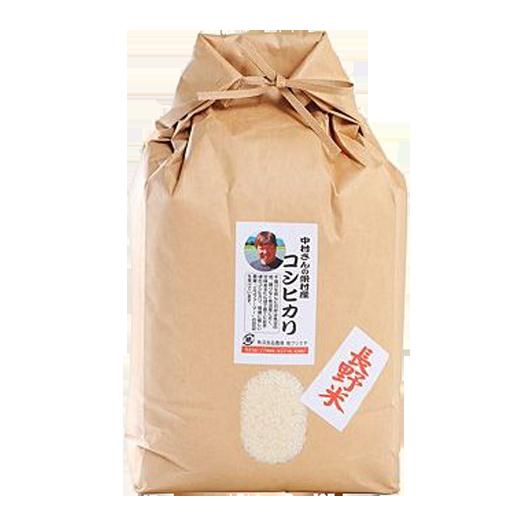 中村さんの栄村産コシヒカリ 5kg