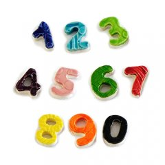 NUMBER TILE SET(10個セット)