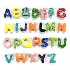 ALPHABET TILE SET(26個セット)
