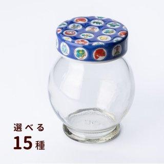 九谷焼ジャーキャップ×地球びん【選べる15種】