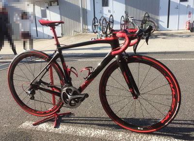 FURLCRUM-SPEED-40C-road-bike