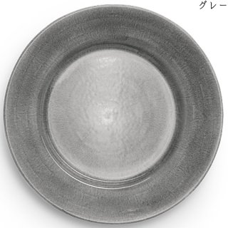 ラウンドプレート(大皿) 31cm