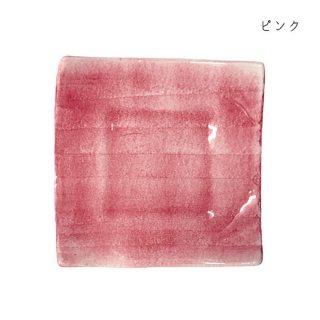 リムスクエアプレート(小皿) 14cm