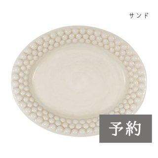 バブルス オーバルプレート 20×17cm(予約注文)