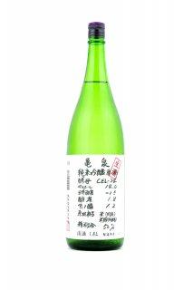 亀泉 純米吟醸生原酒 CEL-24 1.8L (かめいずみ)