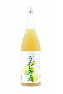 すてきなうめレモン酒 1.8L