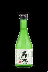 雁木 純米吟醸 みずのわ 300ml (がんぎ)