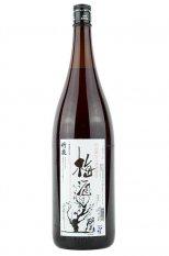 竹泉 梅酒 純米酒仕込み 1.8L (ちくせん)