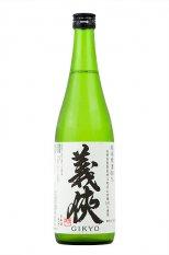 義侠 純米原酒60 720ml (ぎきょう)