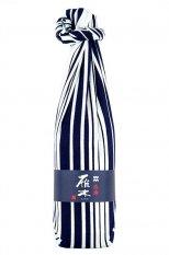 【父の日特別酒特集1】雁木 純米大吟醸 手ぬぐい包み 「感謝」 720ml (がんぎ)