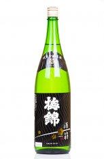 梅錦 純米吟醸原酒 酒一筋 1.8L (うめのしき)