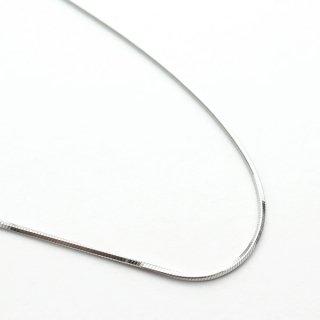 Pt850 プラチナ ティラブレスレット 18cm 0.6mm