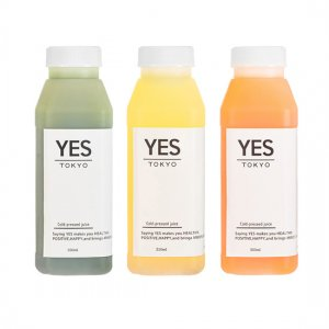 【Half Day】AM Juice Creanse Program(朝/昼用ジュースクレンズプログラム:3本)