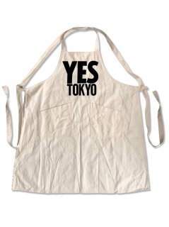 <img class='new_mark_img1' src='https://img.shop-pro.jp/img/new/icons25.gif' style='border:none;display:inline;margin:0px;padding:0px;width:auto;' />DRESSSEN×YES TOKYO X-STYLE APRON【YES TOKYOロゴ】