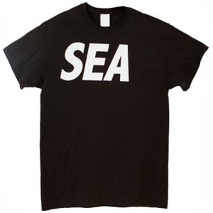<img class='new_mark_img1' src='https://img.shop-pro.jp/img/new/icons50.gif' style='border:none;display:inline;margin:0px;padding:0px;width:auto;' />WIND AND SEA × YES TOKYO T-SHIRTS【BLACK】