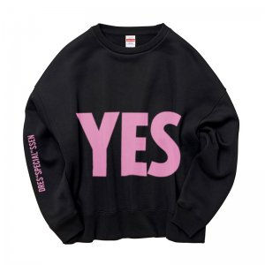 <img class='new_mark_img1' src='https://img.shop-pro.jp/img/new/icons50.gif' style='border:none;display:inline;margin:0px;padding:0px;width:auto;' />DRESSSEN × YES TOKYO    LIMITED SWEAT