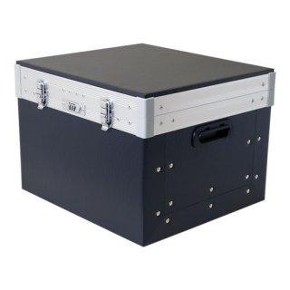 【短納期・1ケース】鍵付きケースA4ファイル用(機密情報の保護に)